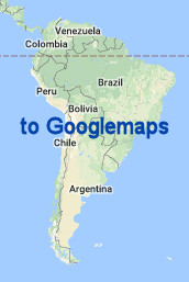 "Map to Cochliodon sp./Hypostomus sp. ""Bolivien"""