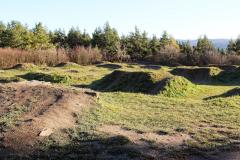 Alteburg - Mountainbike-Parkour