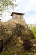 Schloss Altenstein - Hohler Stein mit Chinesischem Häuschen
