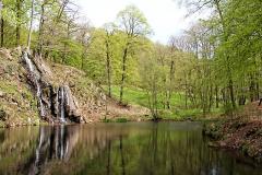 Schloss Altenstein - Luisenthaler Wasserfall