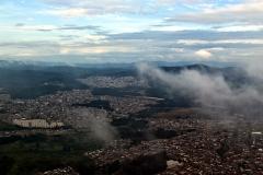 Vorortbereich von São Paulo