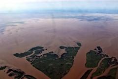 Isla Solis (in der Mündung des Río Uruguay), Argentinien