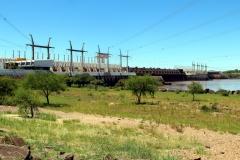 Wasserkraftwerk Salto Grande