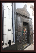 Grabstätte von Eva Duarte de Perón (Evita)