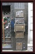 Gedenktafeln für Eva Duarte de Perón (Evita)