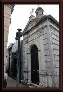 Freie Grabstätte direkt neben der von Eva Duarte de Perón