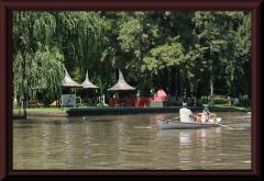 Tigre - ein Café, mit dem Boot zu erreichen