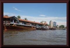 Tigre - Hafen
