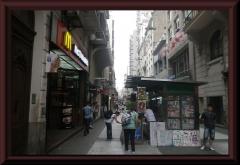 Calle Florida - eine der bekanntesten Einkaufsstraßen