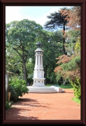 Im Botanischen Garten von Buenos Aires