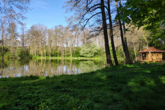 Schlosspark Bendeleben - Badeteich