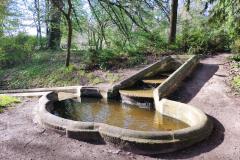 Schlosspark Bendeleben - Römisches Bad