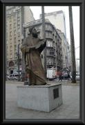Monument des Apostels Sao Paulo