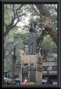 Denkmal von Padre José de Anchieta, dem Gründer der Stadt