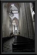 Catedral Metropolitana - Im Innern finden ca. 8000 Personen Platz.