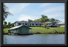 Schule am Lago Janauacá