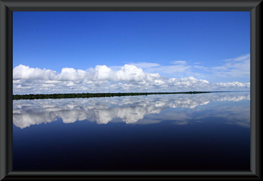 Der größte Spiegel der Welt