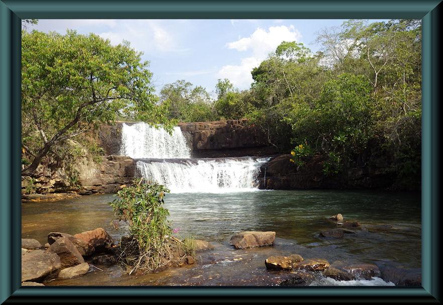 Cachoeira da Marthina