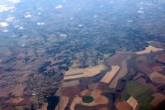 Kreisrunde Felder