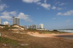 Atlantikküste am Stadtteil Quintas doCalhau