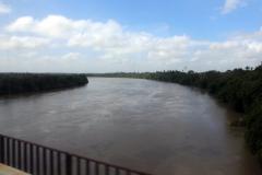 Rio Itapecuru bei Rosario (Brasiien)