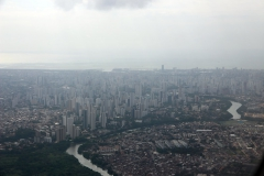 Ankunft in Recife