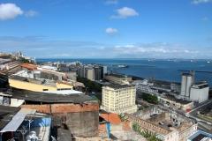 Salvador de Bahia - Blick auf die Unterstadt
