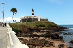 Forte Santo Antonio da Barra und Farol (Leuchtturm) da Barra