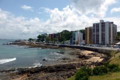 Blick auf den Stadteil Barra