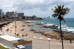 Die neue Uferpromenade von Barra