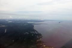 Igarapé Acajituba und Rio Negro
