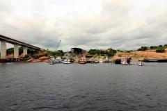 Manaus vom Rio Negro aus