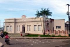 Eine Schule in Coari