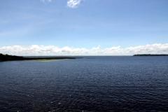 Blick zum Lago Coari