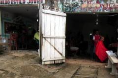 Friseur-Garage