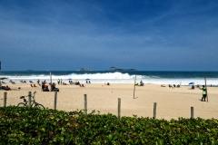 Rio de Janeiro - Praia Ipanema / Atlantikküste