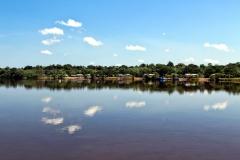 Paraná foresta - ein Nebenarm des Rio Negro