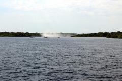 Rio Negro - Regen zieht auf