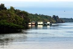 Rio Jau - Kontrollposten