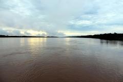 Rio Solimões bei Caturiá
