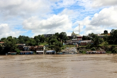 São Paulo de Olivença am Rio Solimões
