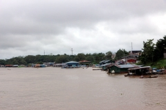 Ufer von Tabatinga