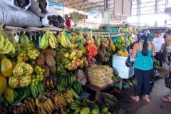 Im Plaza de Mercado de Leticia