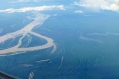 Rio Solimões mit Ihla Asakaiú