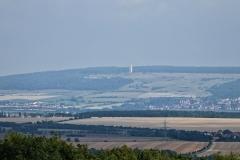 Blick zum Ettersberg