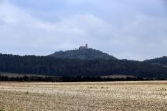 Wachsenburg vom Norden