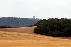 Mühlburg vom Nordosten