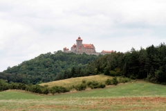 Wachsenburg vom Süden