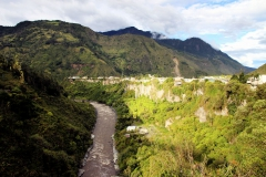 Baños - Río Pastaza