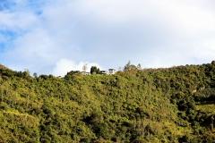 Hotelkomplex zwischen Baños und Tungurahua